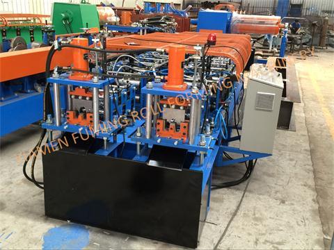 YX40-86 & Y61-96 Double Sides Machine For Batten