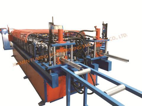 YX40-81& YX36-60 Double Sides Machine For Batten
