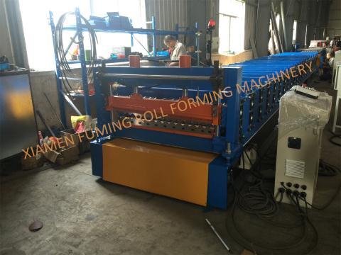 YX18-76-988 Corrugated Profile