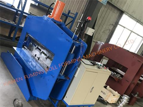 Auto Crimping Curved Machine Type 2