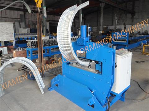 Auto Crimping Curved Machine Type 3