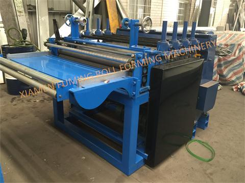 Pre-leveling, Slitting, Cutting and Recoiling Line Type 1