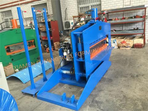 Auto Crimping Curved Machine Type 4