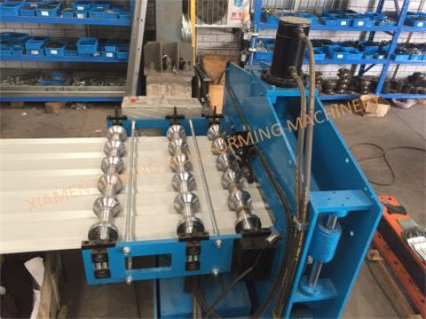 Auto Crimping Curved Machine Type 1